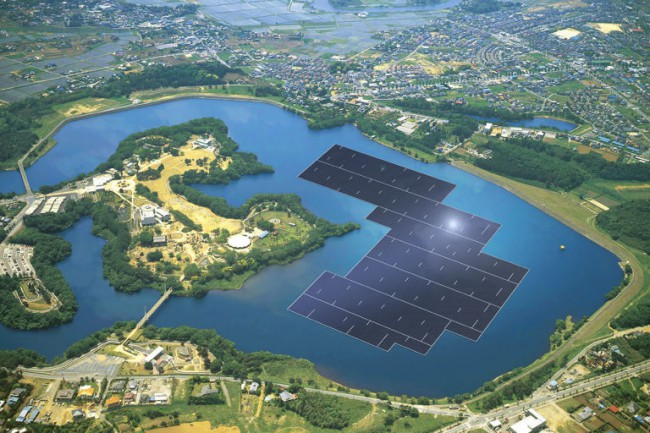 rendering-of-the-137mw-floating-solar-power-plant-650x433